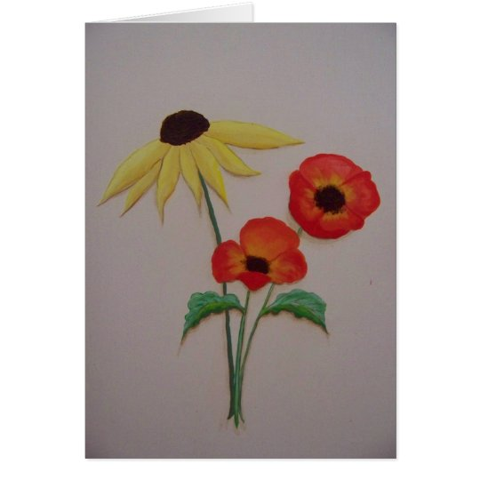 Poppie Note Cards
