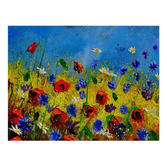 poppies 1180 postcard