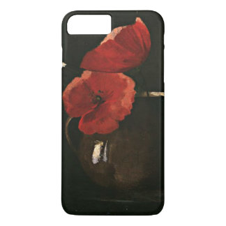 Poppies and Daisies iPhone 7 Plus Case
