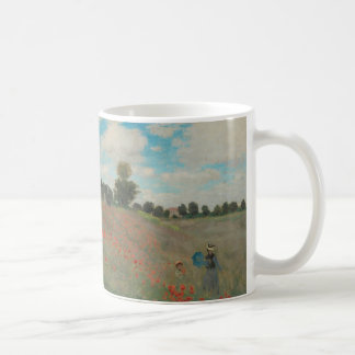 Poppies at Argenteuil (1873) Coffee Mug