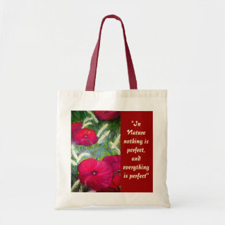 """Poppies bag """"In Nature ..."""