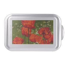 Poppies Cake Pan