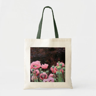 Poppies Canvas Bag