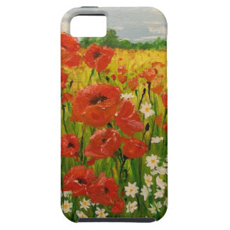 Poppies iPhone 5 Cover