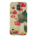 Poppies Case For Galaxy S5