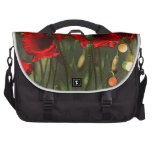 Poppies Commuter Bag