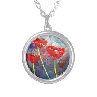 Poppies Custom Necklace