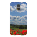 Poppies Galaxy S5 Covers
