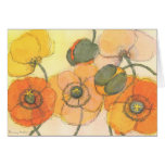 Poppies Greeting Cards