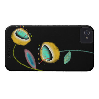 Poppies in the night Blackberry bold Case
