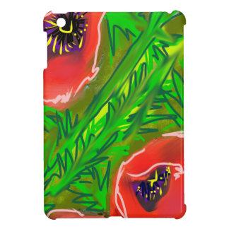 Poppies iPad Mini Case
