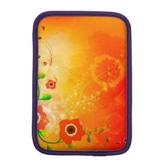 Poppies iPad Mini Sleeve