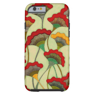 Poppies - iPhone 6 Case, Tough Tough iPhone 6 Case