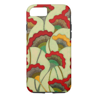 Poppies - iPhone 7 Case, Tough iPhone 7 Case