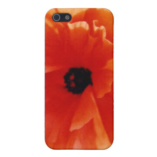Poppies Covers For iPhone 5