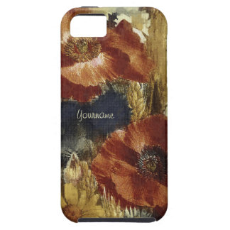 Poppies iPhone SE/5/5s Case
