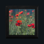"Poppies Keepsake Box<br><div class=""desc"">Keepsake/jewelry boxes available in various sizes and colors.</div>"