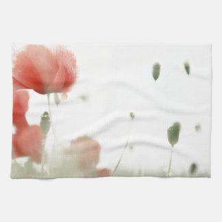 Poppies Handtuch