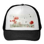 Poppies Mesh Hat