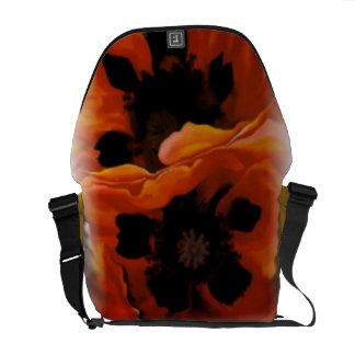 Poppies ~ Messenger Bag