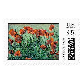 Poppies No. 4   Stamps