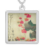 Poppies Personalized Necklace