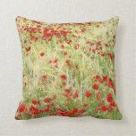Poppies Pillows