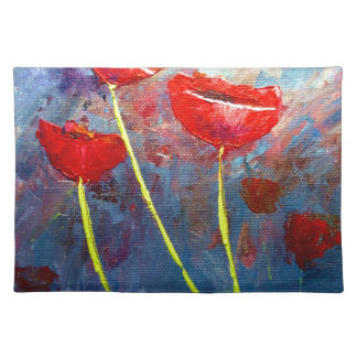 Poppies Place Mat