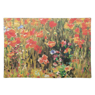 Poppies Place Mats