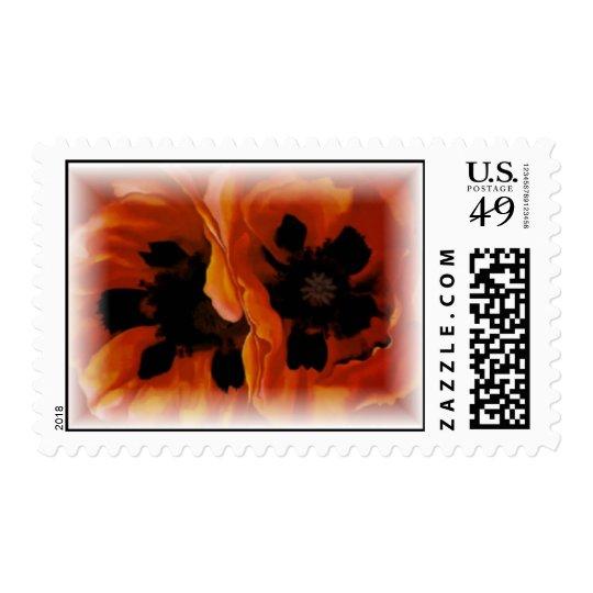 Poppies~Postage Postage