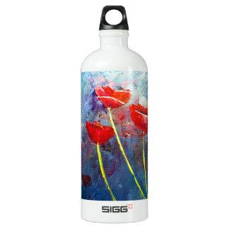 Poppies SIGG Traveler 1.0L Water Bottle