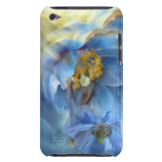 Poppies So Blue Art Case for iPod Case-Mate iPod Touch Case
