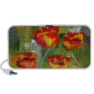 Poppies Laptop Speakers
