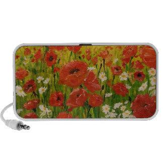 Poppies Laptop Speaker
