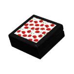 Poppies Trinket Box