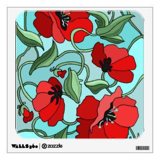 Poppies Room Graphics