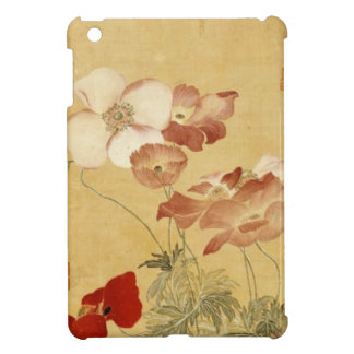 Poppies -  Yun Shouping (恽寿平) iPad Mini Cases