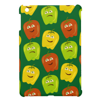 Poppin Bells Peppers iPad Mini Cases