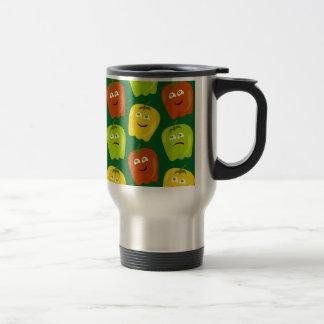 Poppin Bells Peppers Travel Mug