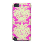 Poppin Pink Damask iPod Touch 5G Cover
