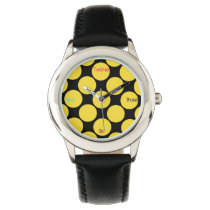 Poppin' Polka Dots Delight Watch
