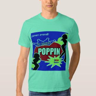 Poppin Pop Art T Tee Shirt