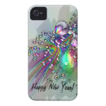 Popping the Cork - New Year Bubbles Blackberry Bold Cover