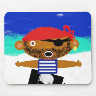 poppirate mouse pad