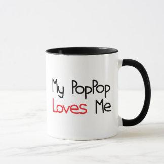 PopPop Loves Me Mug
