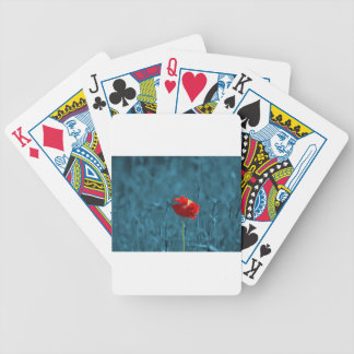 poppy-18663 bicycle playing cards
