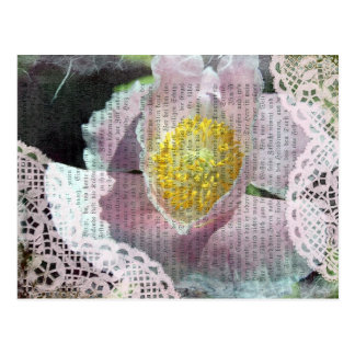 Poppy Art 4 Postcard
