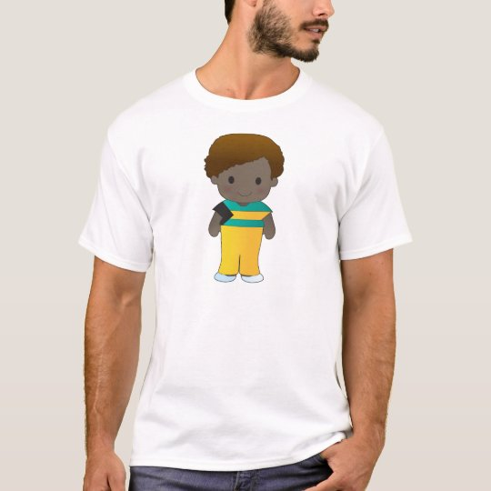 Poppy Bahamas Boy T-Shirt