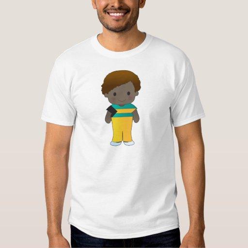 Poppy Bahamas Boy Tee Shirt
