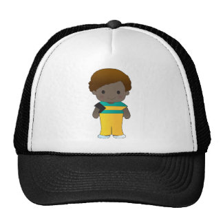 Poppy Bahamas Boy Trucker Hat